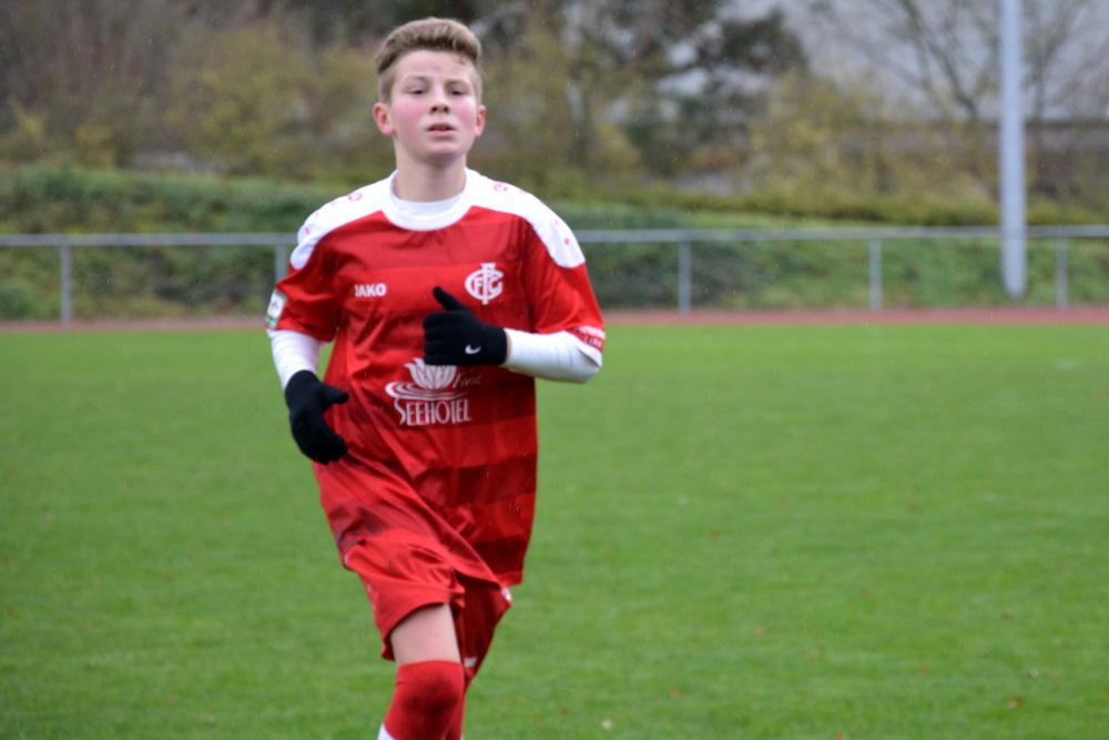 Marius Ockert ist mit vier Saisontreffern immer für ein Tor gut.