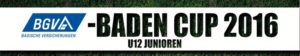 Baden Cup 2016